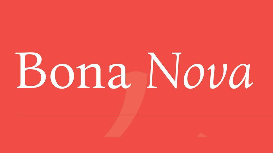 bonanovafreefont