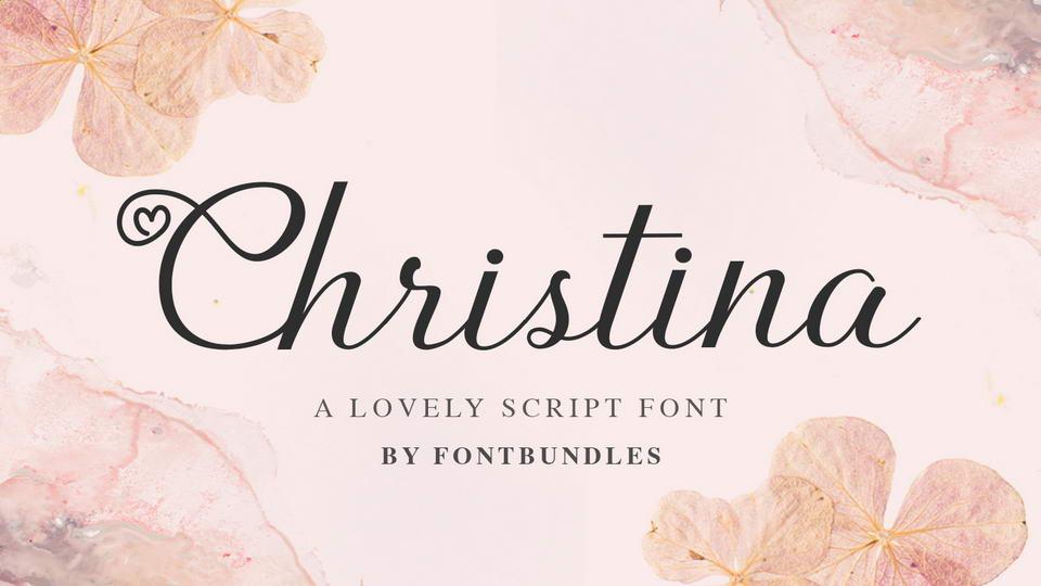 christinafreefont