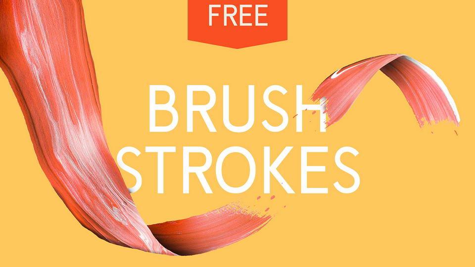 freebrushstrokes