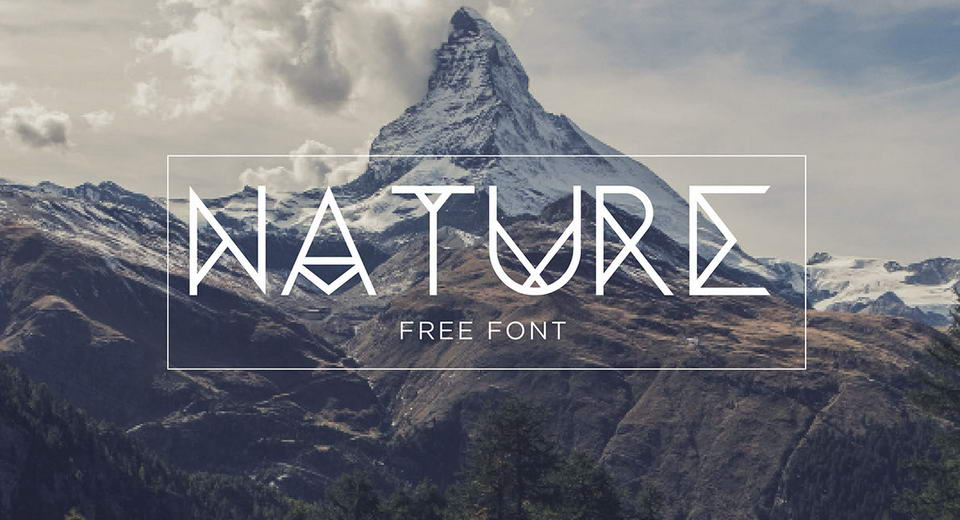 naturefreefont