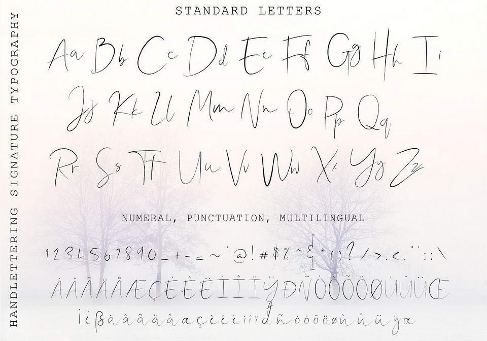 Shallou Free Font Pinspiry