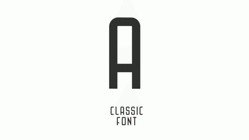 anisettetypeface