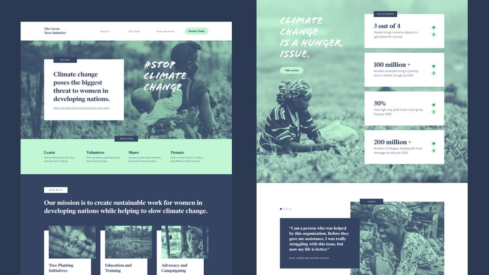charitywebsitetemplate