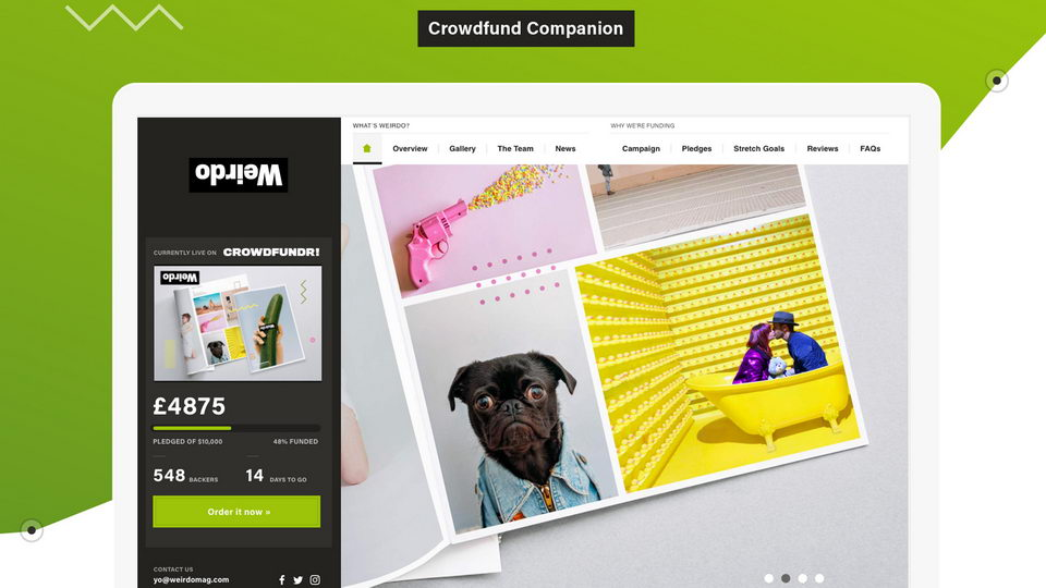 crowdfundfreewebsitetemplate