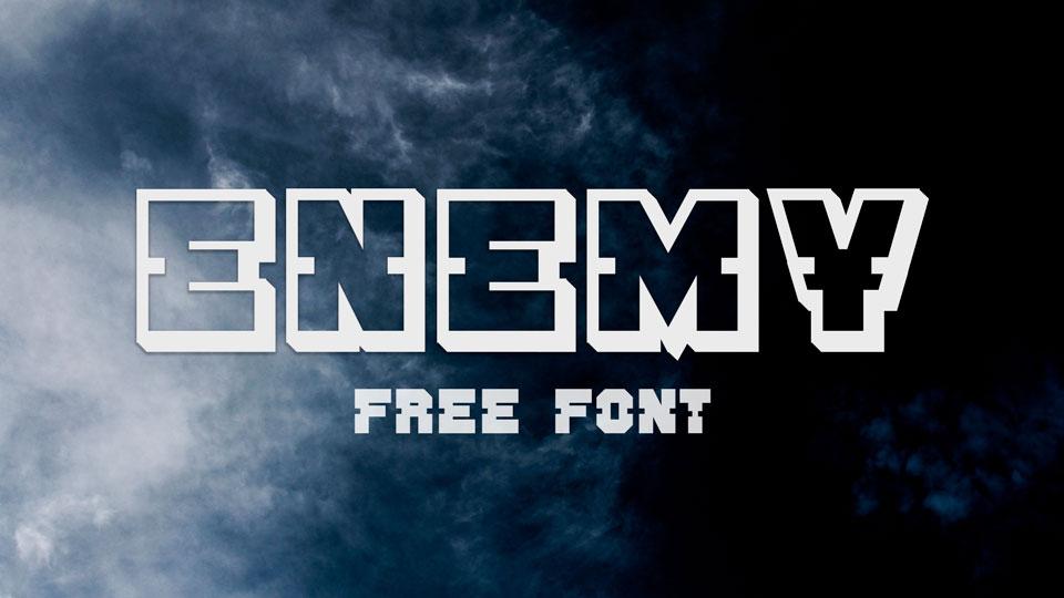 enemyfreefont