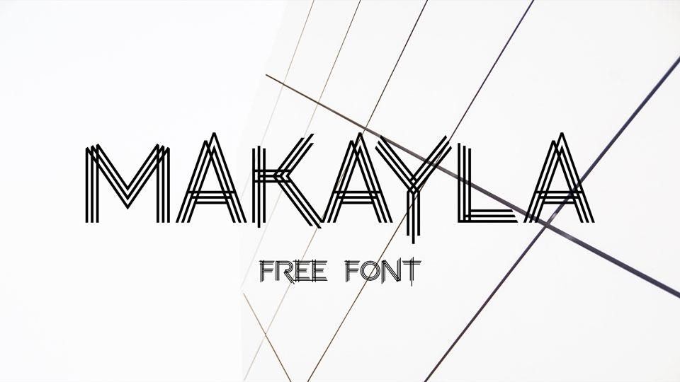 makaylafreefont