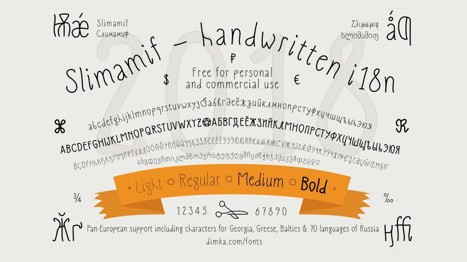 Free Cyrillic Fonts Pinspiry