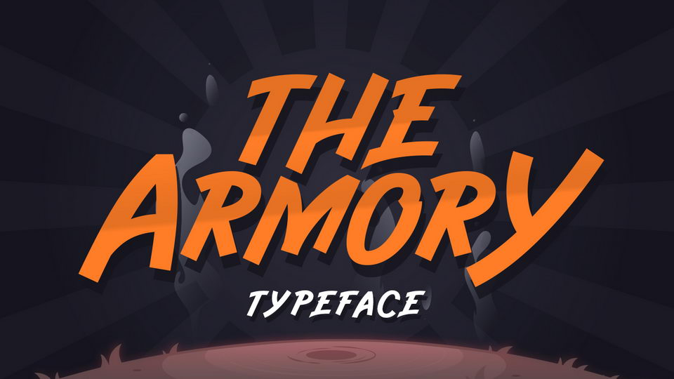 thearmoryfreefont