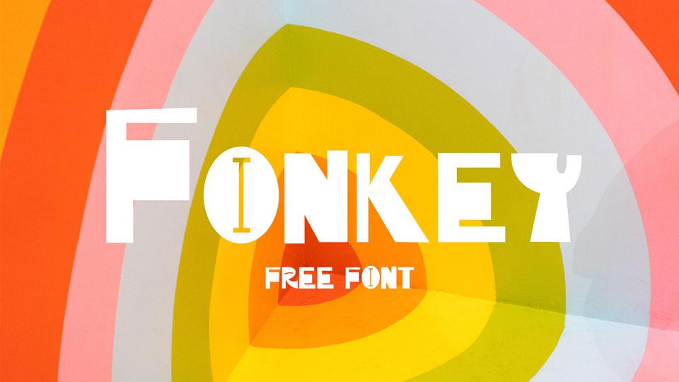 fonkeyfreefont