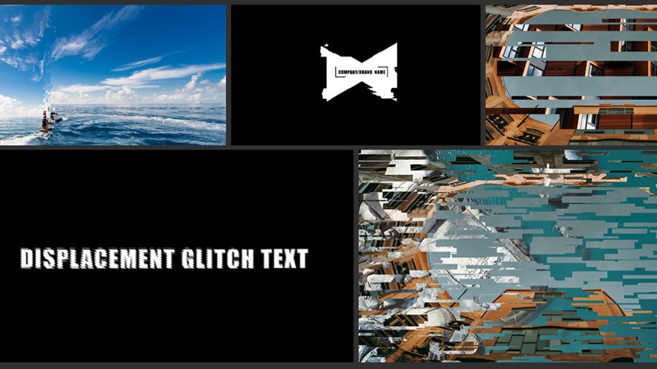 free glitch pack template pinspiry