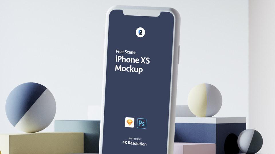 iphonexsfreemockup