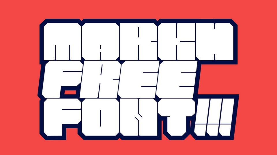 markhfreefont