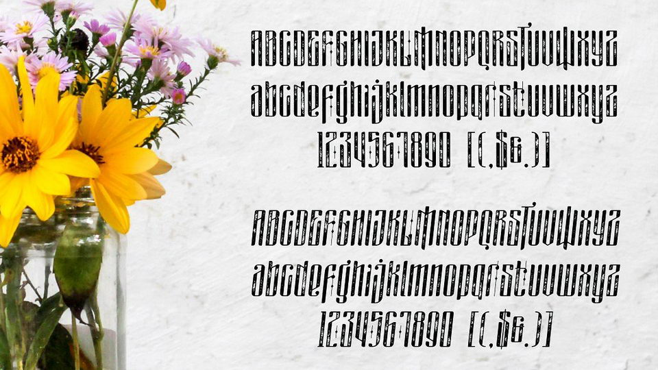 Masquerouge Free Font · Pinspiry