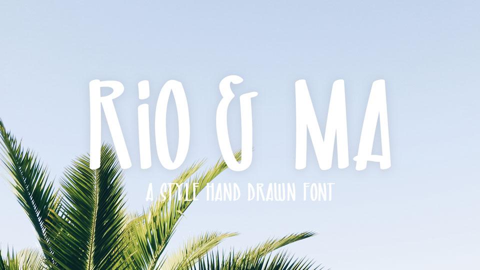 rio&mafreefont