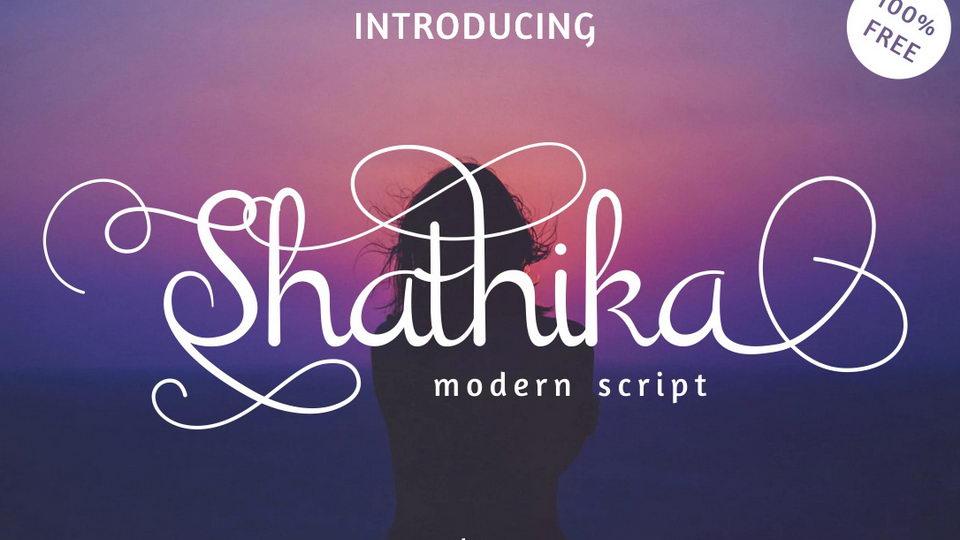 shathikafreefont