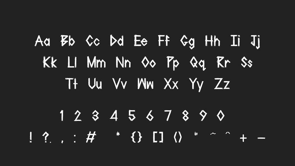 Wytchtype Free Font · Pinspiry