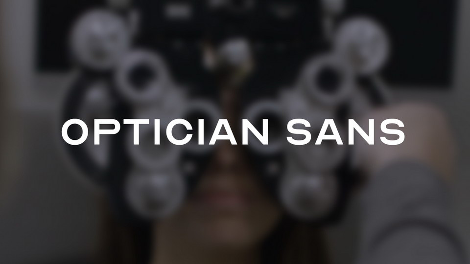 opticiansans