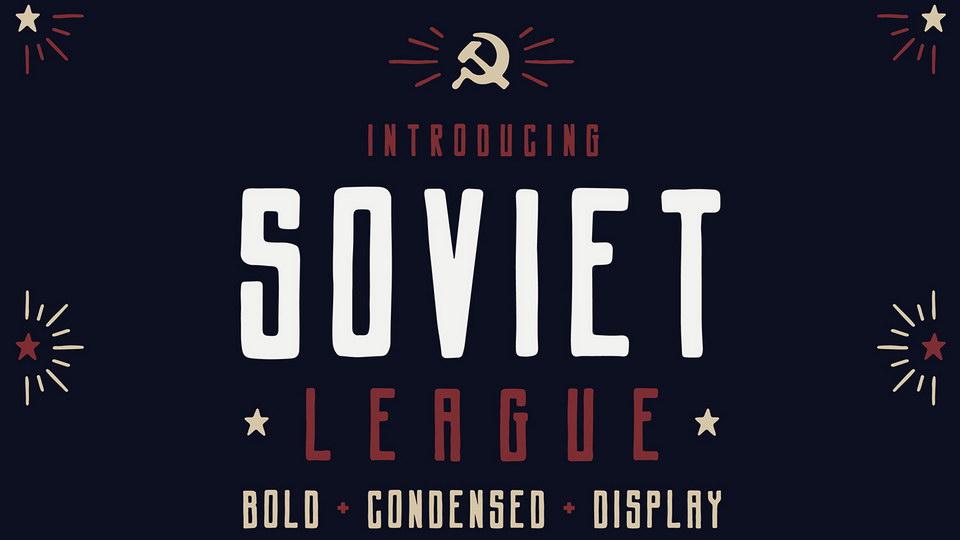 sovietleaguefreefont