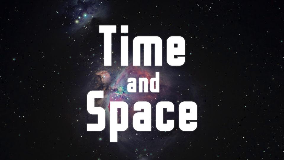 timeandspacefreefont