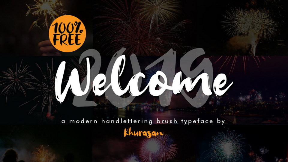 welcome2019font