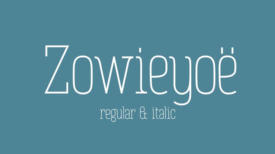 zowieyeoefont