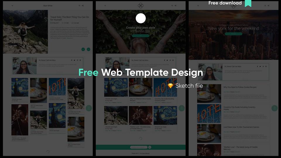 freewebtemplatesketch