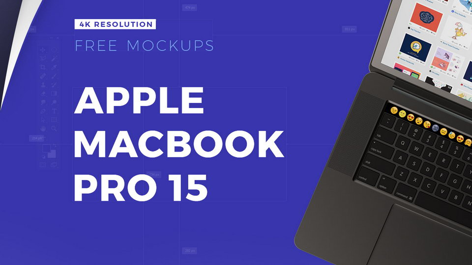 macbookpromockupfree