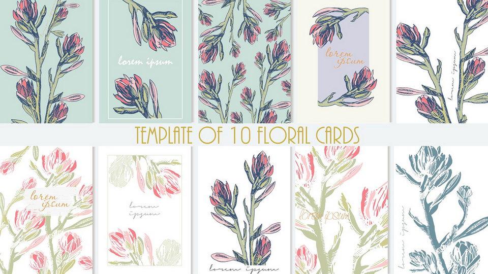 floral_postcards