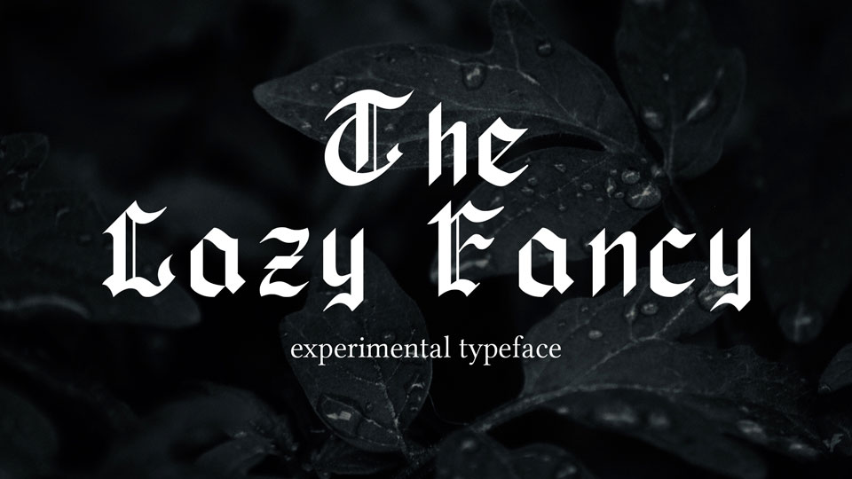 the_lazy_fancy