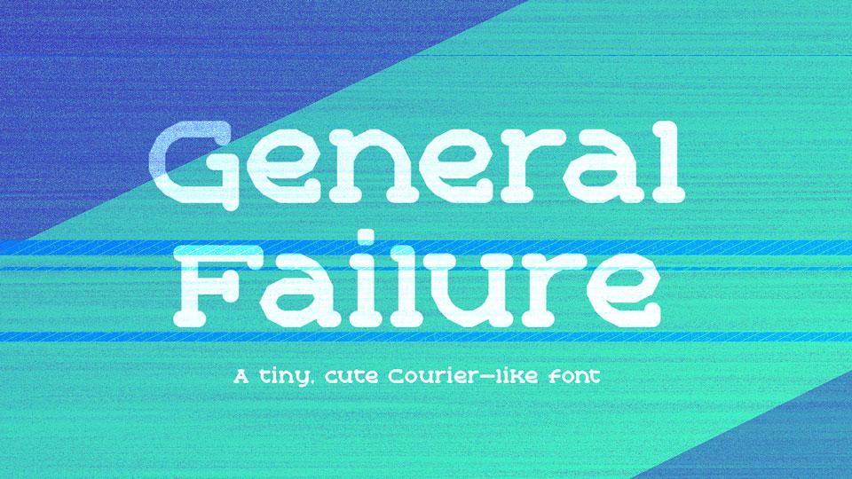 general_failure