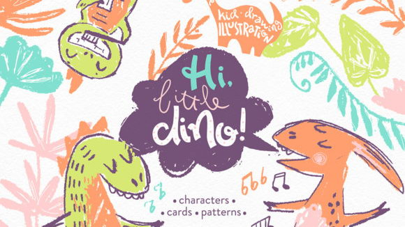 Hi-little-DINO-Graphic-kit-by-dinkoobraz-580×386 (2)