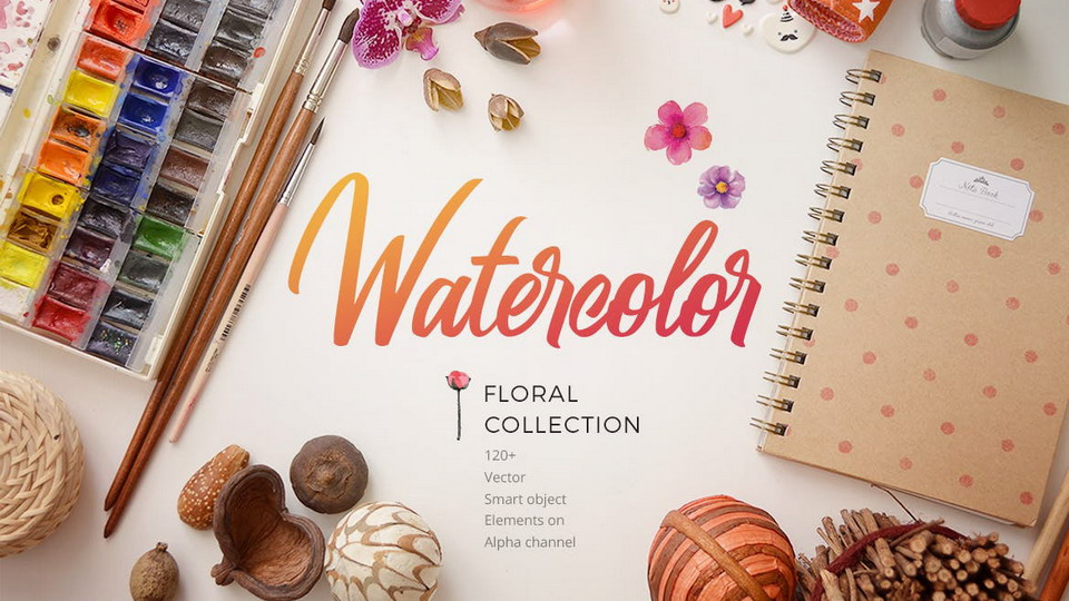 floral_watercolors