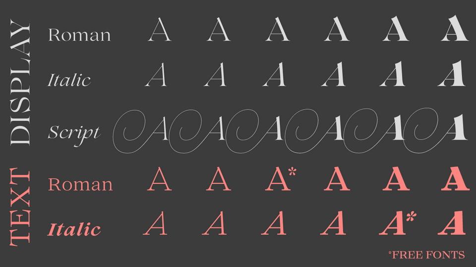 Lovelace Free Font · Pinspiry