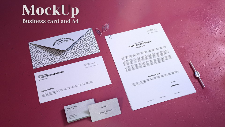 a4_business_card_mockup