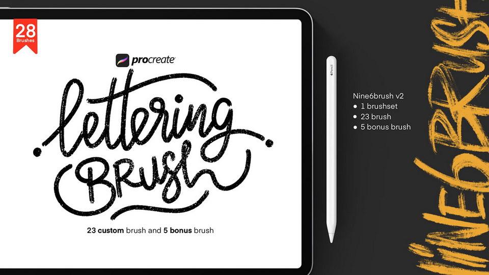 free_procreate_brush