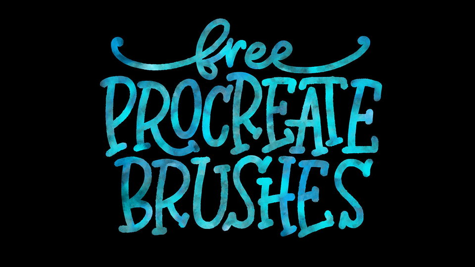 free_procreate_brushes
