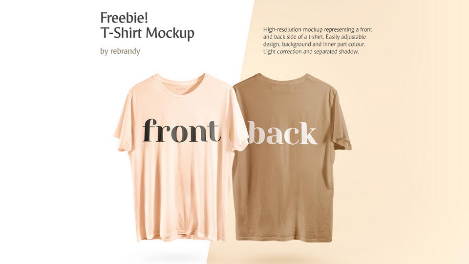 two_side_t-shirt_mockup