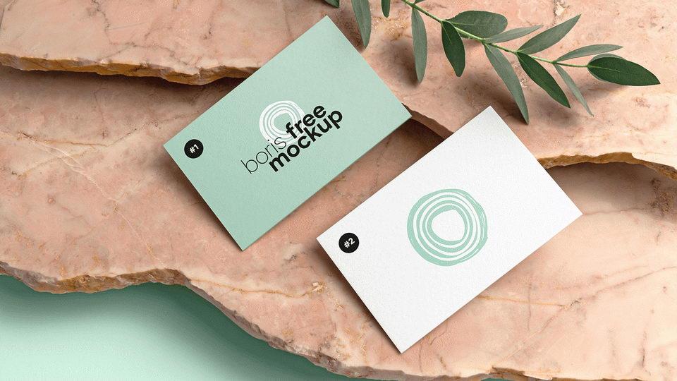 business_cards_flatlay_mockup