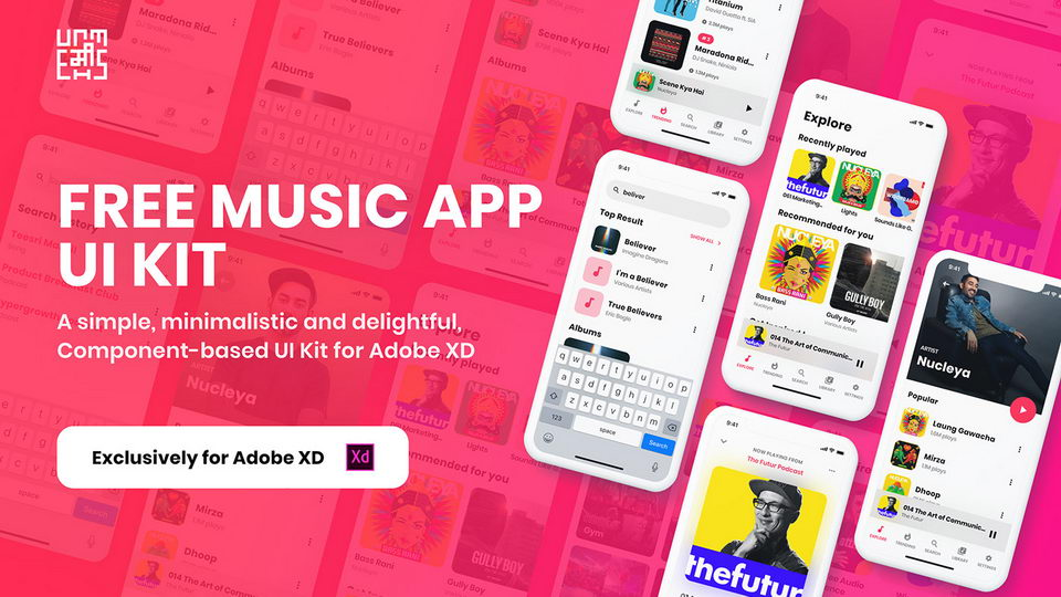 music_app_ui_kit
