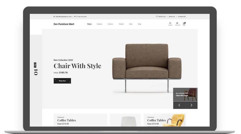 furniture_ecommerce