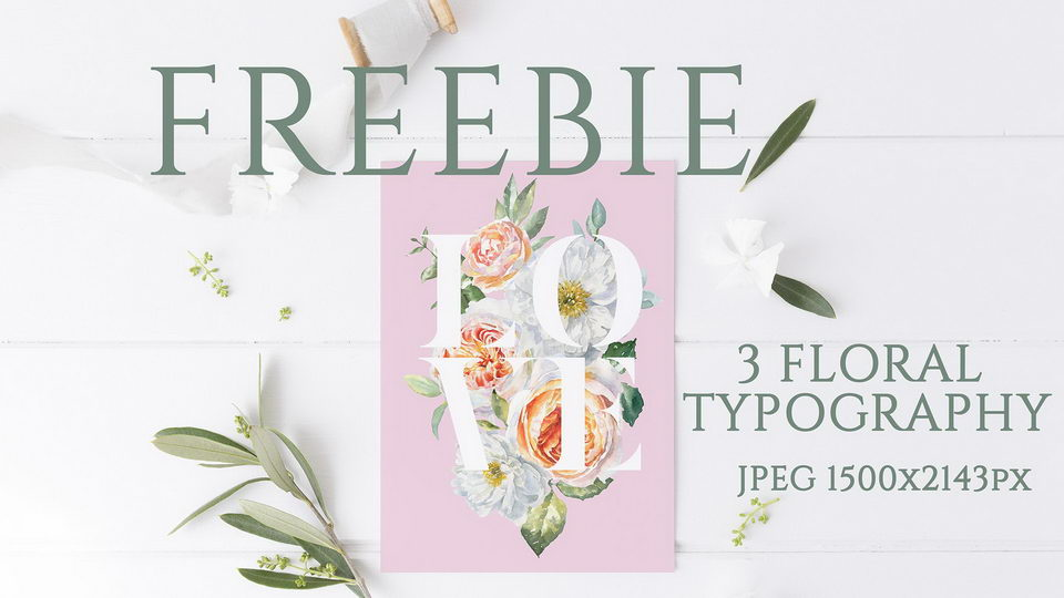 floral_typography
