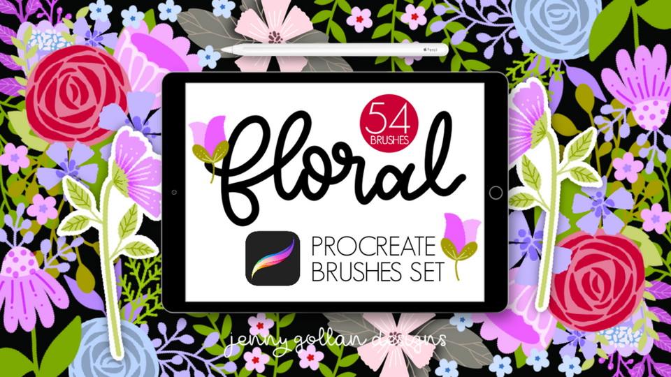 floral_procreate