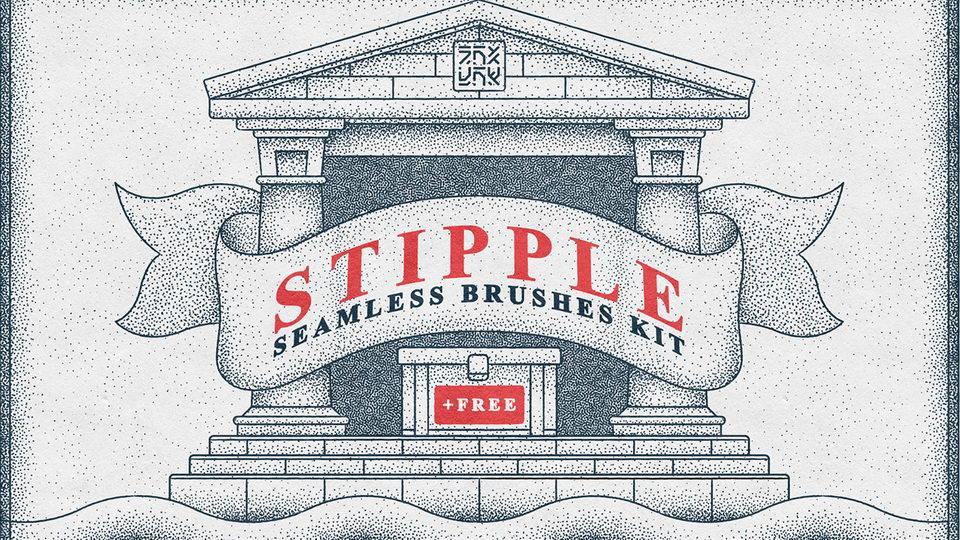 stipple