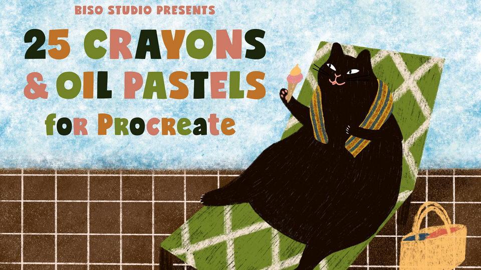 crayons_pastels