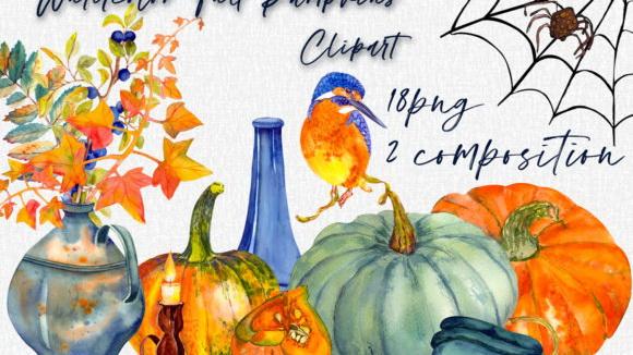 Autumn-Halloween-Pumpkins-Graphics-5110431-1-1-580×387 (2)